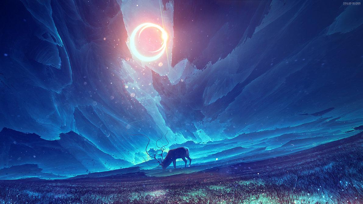 stellar_collision_by_kuldarleement